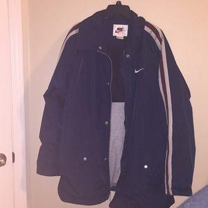 Nike Windbreaker Coach's Jacket (SAVED)